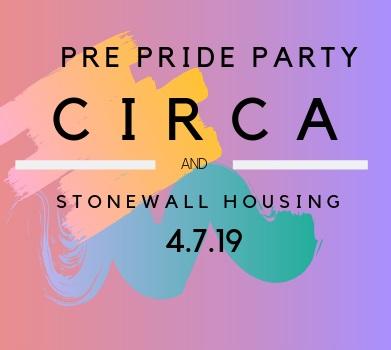 Circa Pre-Pride Party