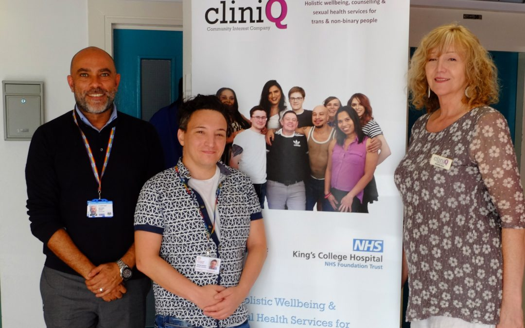 Stonewall Housing Announce Renewed Partnership with CliniQ