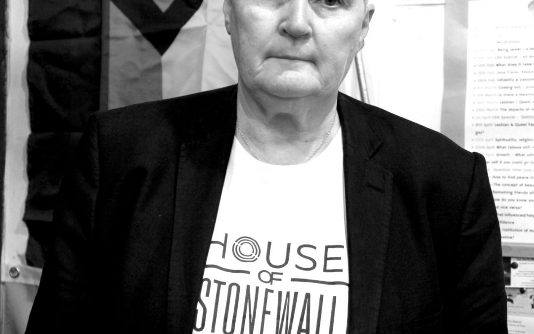 Linda Riley Announced as House of Stonewall Golden Champion