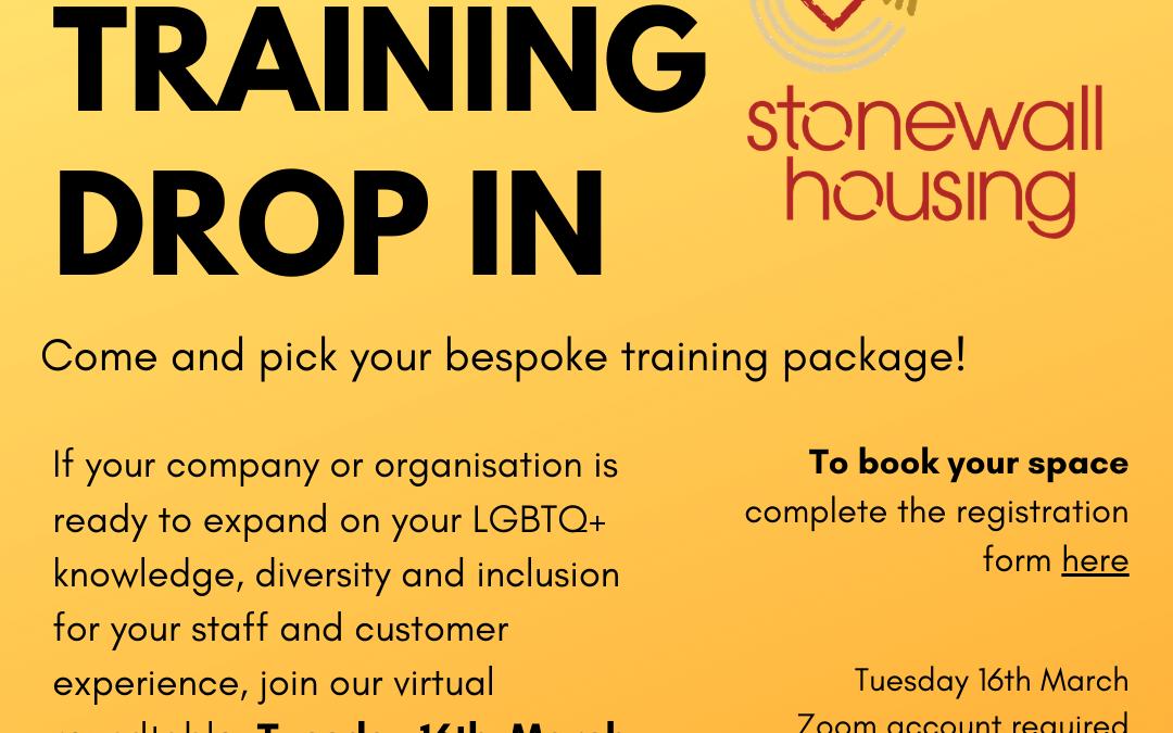 Virtual Training Drop In