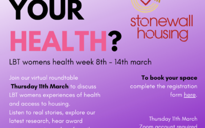 LBT Women's Health Week 8th – 14th March